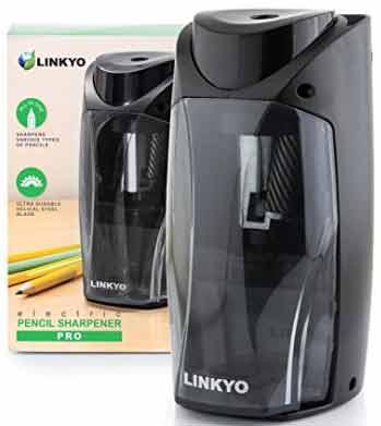 LINKYO Electric Pencil Sharpener Pro