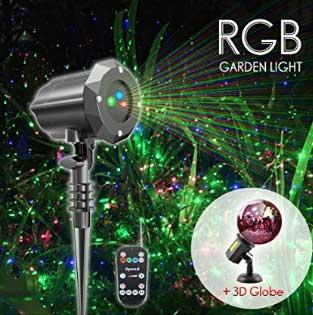 Poeland Laser Christmas Lights Projector