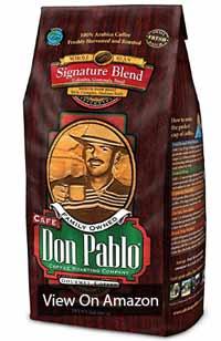 Café Don Pablo Signature Blend Coffee