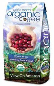 Café Don Pablo Subtle Earth Organic Gourmet Coffee