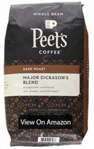 Peet's Whole Bean Coffee, Major Dickason's Blend