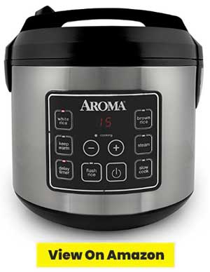 Aroma Housewares Best rice cooker