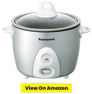 Panasonic 1 Step Automatic Rice Cooker