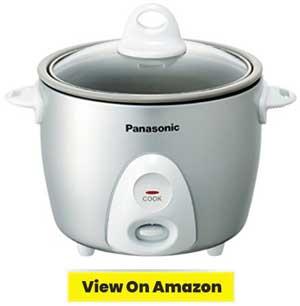 Panasonic 1 Step Automatic Rice Cooker