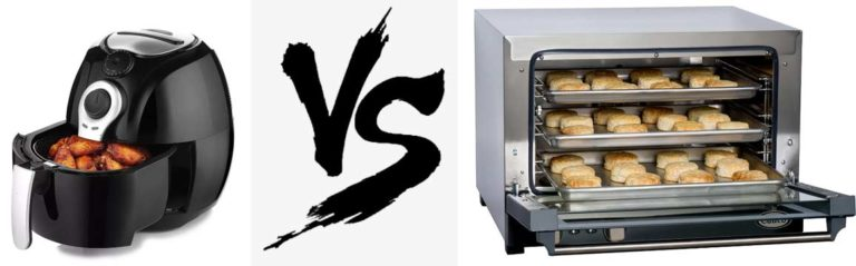 Air Fryers vs. Convection Ovens – Choose the Best