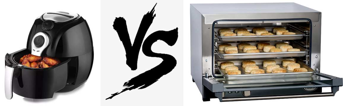 Air Fryers vs Convection Ovens