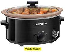 Chefman Slow Cooker