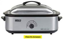 Nesco Professional Stainless Steel Roaster Oven