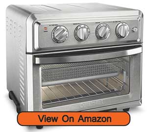 Cuisinart TOA 60 Air Fryer Toaster Oven