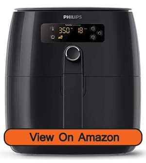 Philips HD9641-96 Avance Digital Turbostar