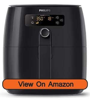Philips HD9641-96 Avance Digital Turbostar