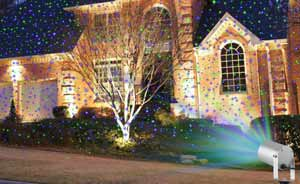 christmas light projectors