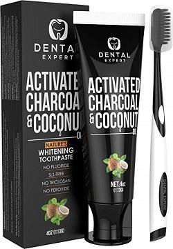 Best Natural Black Tooth Paste Kit