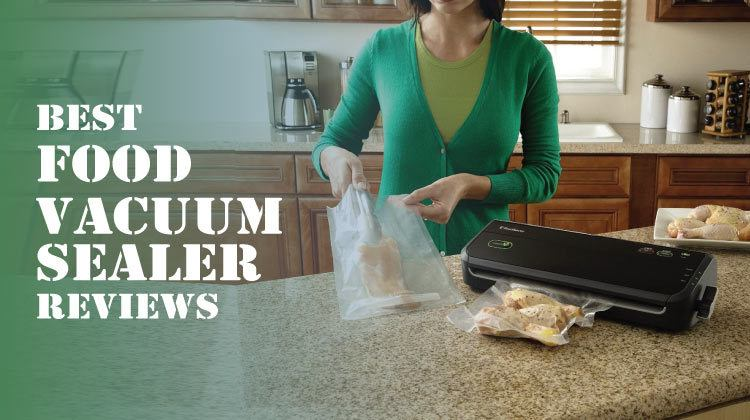 5 Best Food Vacuum Sealer Reviews & Buyer Guide 2021
