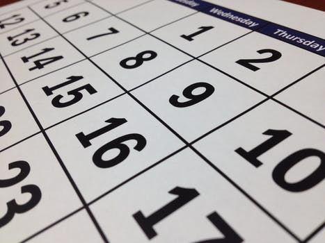 7 Creative (And Easy) DIY Calendar Ideas