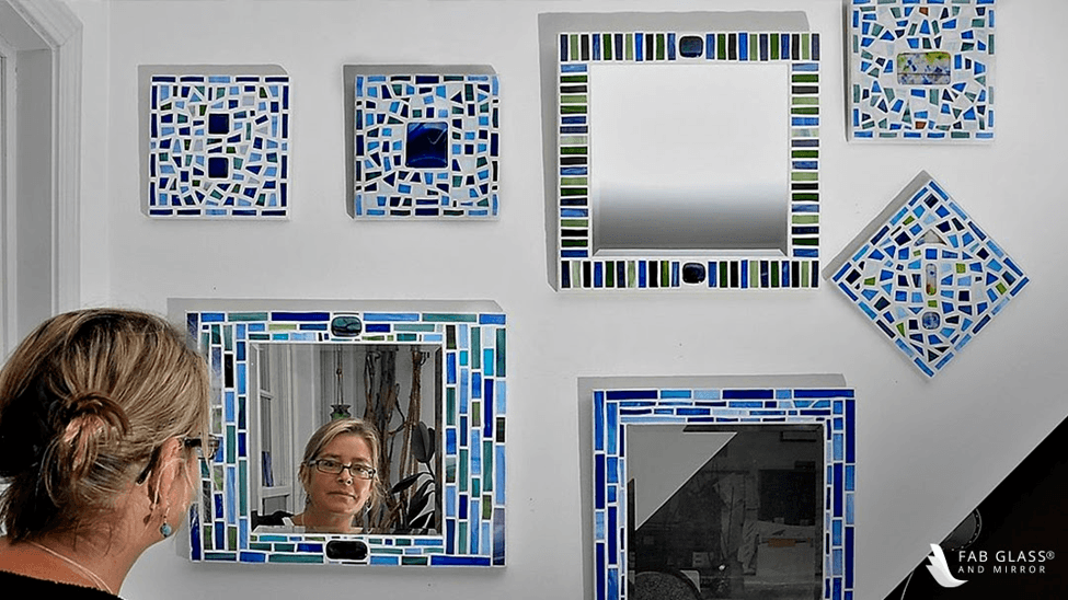Craft Projects with Fire Glass
