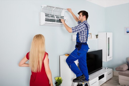 Split AC Wall Mounting and Installation Guidelines for Newbies