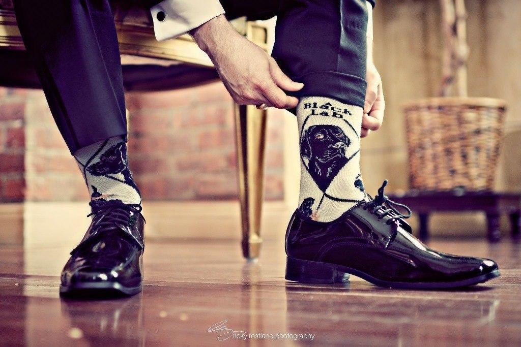 Socks for the Groom