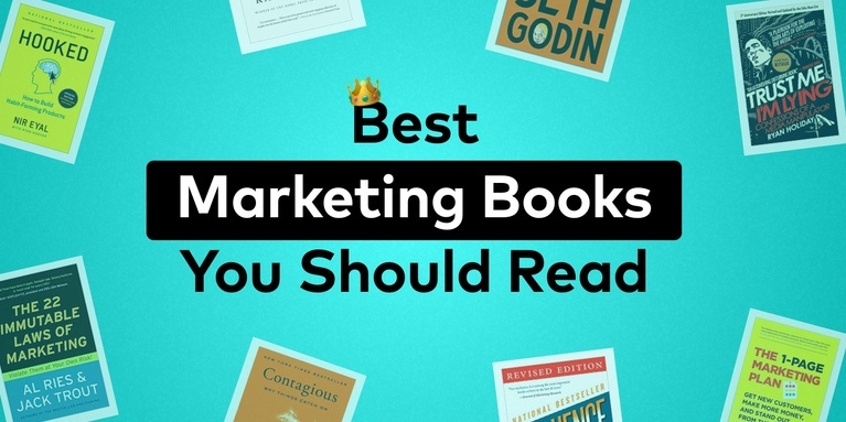 5 Marketing Books That Belong in Any Office