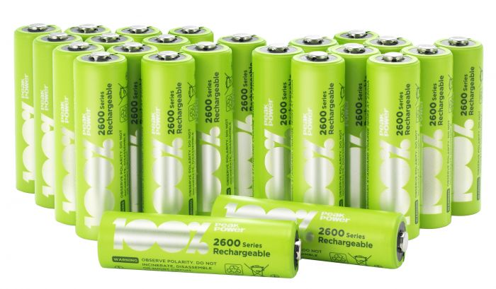How Long do rechargeable batteries last